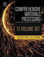 Comprehensive Materials Processing PDF