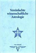 Vereinfachte wissenschaftliche Astrologie PDF