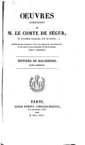 Oeuvres complètes de M. le comte de Ségur: Volume17