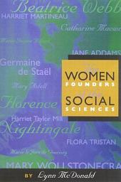 Women Founders of the Social Sciences
