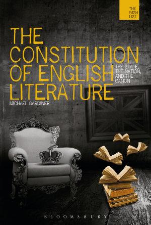 The Constitution of English Literature PDF