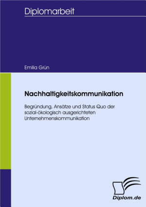 Nachhaltigkeitskommunikation PDF