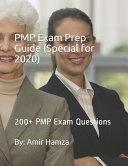 PMP Exam Prep Guide  Special for 2020  PDF