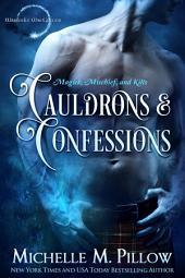 Cauldrons and Confessions: Warlocks MacGregor #4