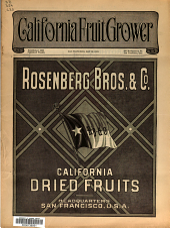 California Fruit News: Volume 45, Issue 1245