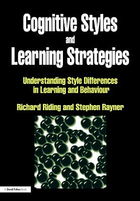 Cognitive Styles and Learning Strategies PDF