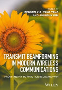 Transmit Beamforming In Modern Wireless Communications