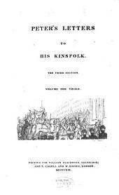 Peter's Letters to His Kinsfolk: Volume 3