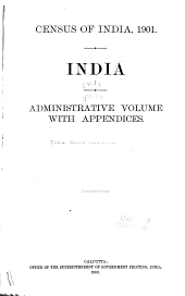 Census of India, 1901: Volume 1, Issue 3