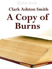 A Copy of Burns