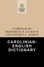 Carolinian-English Dictionary