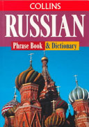 Russian Phrase Book and Dictionary PDF