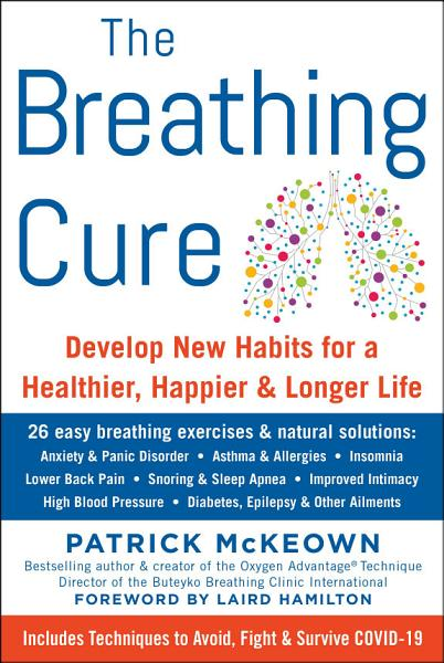 Download THE BREATHING CURE Book