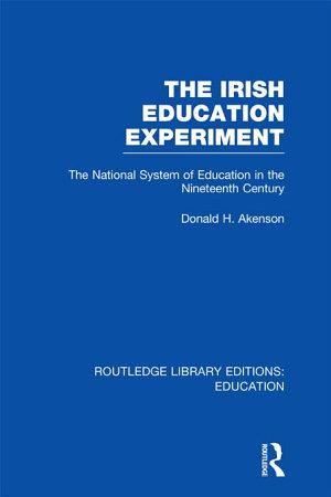 The Irish Education Experiment PDF