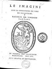 Le imagini con la spositione de i dei degli antichi (etc.)
