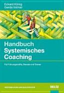 Handbuch systemisches Coaching PDF