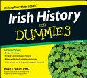 Irish History For Dummies Audiobook PDF