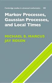 Markov Processes, Gaussian Processes, and Local Times