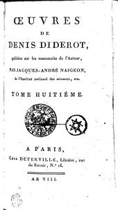 OEUVRES.: TOME HUITIÉME, Volume8
