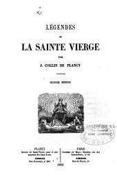 Légendes de la Sainte Vierge