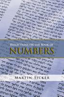 Reflections on the Book of Numbers PDF
