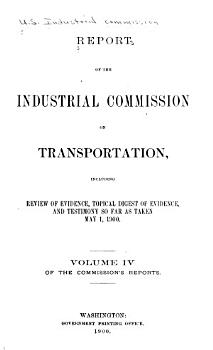 Reports of the Industrial Commission    PDF