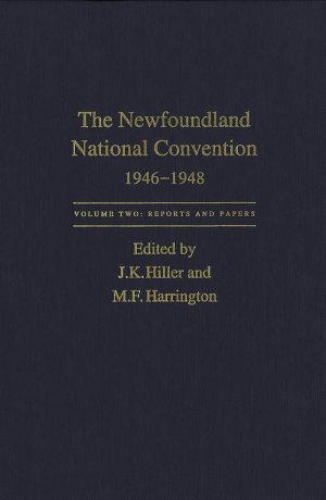 Newfoundland National Convention, 1946-1948