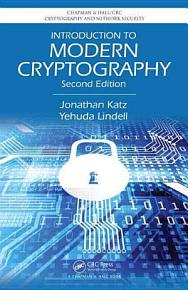 Introduction to Modern Cryptography  Second Edition PDF