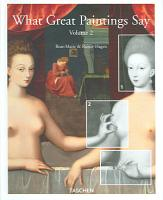 What Great Paintings Say PDF