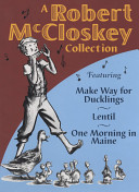 A Robert Mccloskey Collection Book PDF