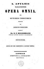Opera omnia. Ex optimis codicibus