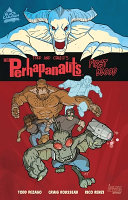The Perhapanauts First Blood