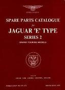 Jaguar 'E' Type Series 2 - Grand Tour Models
