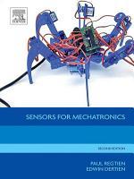 Sensors for Mechatronics PDF