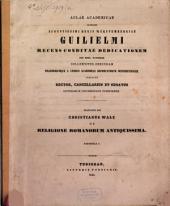 De religione Romanorum antiquissima: Volume 1