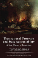 Transnational Terrorism and State Accountability PDF