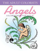 Angels Coloring Book for Adults