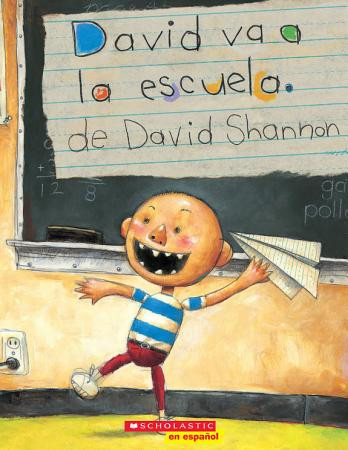 David va a la escuela  David Goes to School  PDF