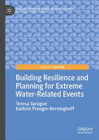 Building Resilience and Planning for Extreme Water Related Events PDF