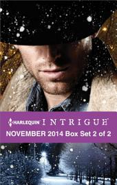 Harlequin Intrigue November 2014 - Box Set 2 of 2: The Hunk Next Door\Crossfire Christmas\Night of the Raven, Volume 2