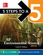 5 Steps to a 5: AP Environmental Science 2016: Edition 4