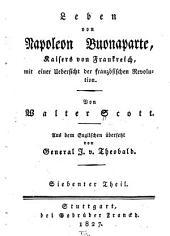Leben von Napoleon Buonaparte: Kaiser von Frankreich, Band 3