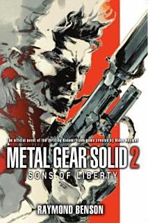 Metal Gear Solid 2 Book