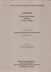 President S List Of Articles Which May Be Designated Or Modified As Eligible Articles For Purposes Of The U S Generalized System Of Preferences Book PDF