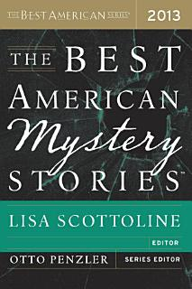 The Best American Mystery Stories 2013 Book