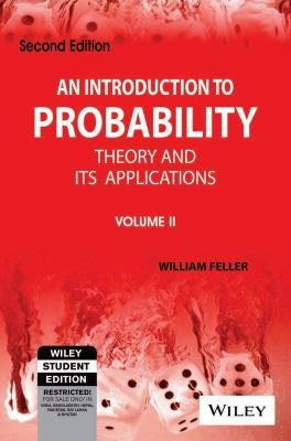 An Introduction To Probability Theory And Its Applications 2nd Ed Vol 2