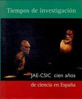 Tiempos de investigaci  n PDF
