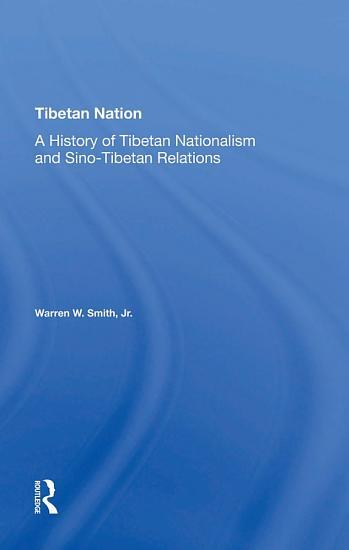 Tibetan Nation PDF