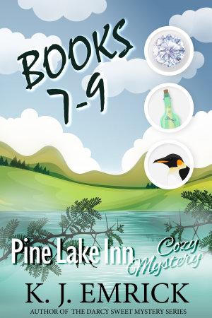 A Pine Lake Inn Cozy  Paranormal  Mystery Box Set Three  Books 7 to 9