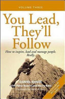 You Lead  They ll Follow